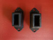 Rear Bump Stops (pr) - XK120, XK140, XK150