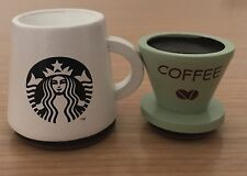 2017 Starbucks Taiwan pour-over stamps set  , new !