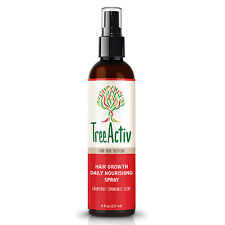 Natural Hair Growth Tonic To Stimulate Hair Growth with Grapefruit Scent (8oz)
