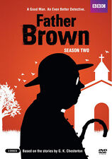 Father Brown: Season 2 (DVD,2015)