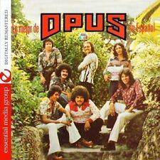 Opus, The Opus - Lo Mehor de Opus en Espanol [New CD] Manufactured On Demand, Rm