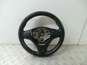 2005-2013 BMW 3 SERIES E90 M SPORT LEATHER MULTI FUNCTION STEERING WHEEL 7906827