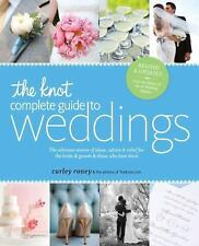 The Knot Complete Guide to Weddings: The Ultimate Source of Ideas, Adv-ExLibrary