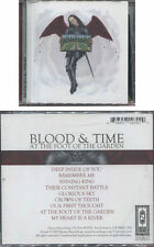 """BLOOD & TIME """"At the foot of the garden"""" (CD) 2003"""