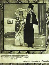 Penagos Nuevo Mundo Spanish PERFUME AD Art Deco 1924 Print Advertisement Matted