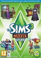 The Sims 3 Movie Stuff for PC and MAC Brand New Factory Sealed