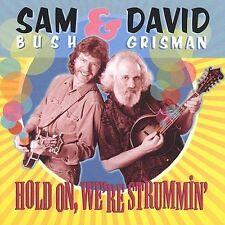 NEW Hold on We're Strummin (Audio CD)