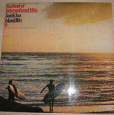 FESTIVAL OF INTERNATIONAL HITS 9 - South Sea Island Hits (Vinyl Album)