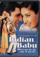 Indian Babu (DVD)  WS  Jaz Pandher, Gurline Chopra  NEW