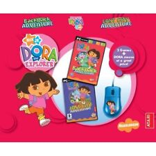 Dora the Explorer-Sac à dos & Lost City Adventure + souris-PC (nouveau)