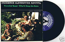 CREEDENCE CLEARWATER Travelin´ Band > Orig. AMERICA 45