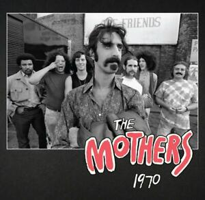 Frank Zappa - The Mothers 1970 - New Limited Edition 4CD Box Set