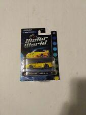 Greenlight 1:64 Motor World All American Series 2002 Pontiac Transam Convertible