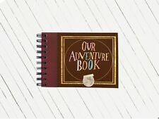 Libro de nuestra aventura Scrapbook álbum de fotos ampliable 80 páginas con la Caja de almacenamiento Reino Unido