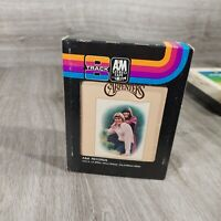 Vintage Carpenters Self Titled 8-Track Tape Cartridge A&M 8T-3502 Great Conditio