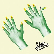 Skaters - Manhattan (2014)  CD  NEW  SPEEDYPOST