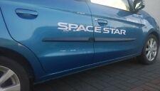 MITSUBISHI SPACE STAR - NEU SCHUTZLEISTEN SEITENSCHUTZLEISTEN ZIERLEISTEN