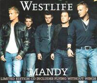 [Music CD] Westlife - Mandy