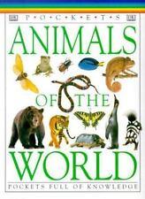 Pocket Guides: Animals of the World David Alderton ~ Dorling Kindersley Pristine