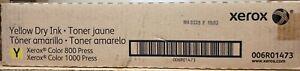 Xerox 800 / 1000 Digital Color Press Toner Set 6R1470 6R1471 6R1472 6R1473