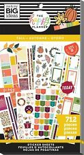 Create 365 The Happy Planner Stickers - Fall - 712 NEW