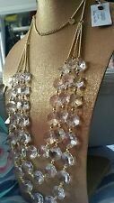 ������������������NEW Stylish Glamour Limited edition MIMCO CRYSTAL RED CARPET 1 NECKLACE ������