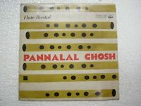 "PANNA LAL GHOSH FLUTE 1963 RARE 10"" LP RECORD BOLLYWOOD INDIA"