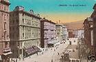 Trieste Via Giosue' Carducci f.p.