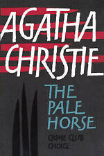 The Pale Horse by Agatha Christie (Hardback, 2011)