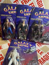Sealed Galaxy Empire Vintage Star Wars Job Lot Bootleg Action Figures 1997