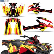 Graphic Kit Can-Am Outlander L MAX 570/450 ATV QUAD Decal Wrap Parts 2014-2016 R