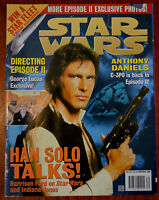 Star Wars The Official Magazine No.30 Christmas 2000