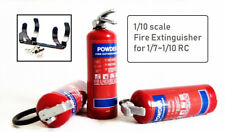 Fire Extinguisher for 1/10 TRAXXAS UDR TRX-4 Axial SCX10 RC4WD RC Rock Crawler