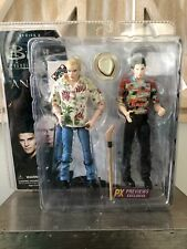 Angel Series 2 Buffy Action Figures Angel & Spike Hawaiian Shirts Previews Excl