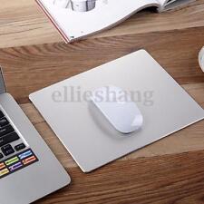 Aluminum alloy Metal Pad Mousepad Gaming Mat Mouse Mice for Laptop Desktop PC