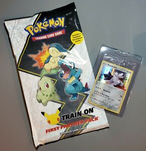 Pokemon 25th 1st Partner Johto Region & Gamestop Duraludon Promo 2 Booster Packs