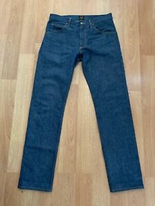 MEN'S LEE EUROPEAN COLLECTION - 101Z RELAXED FIT STRAIGHT LEG JEAN IN DRY 32x34
