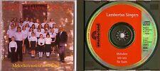 Lambertus Singers : Melodien von uns für Euch ! 1992 Emscherland CD 4167