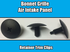 10x CLIPS for VW GOLF MK3 VENTO AUDI BONNET GRILL RETAINER PANEL AIR INTAKE