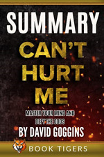 Cant Hurt Me: Master Your Mind Defy the Odds by David Goggins, Paperback