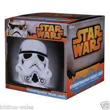 Star Wars 16 cm White 3D Storm trooper Mood Light licensed Star Wars Merchandise