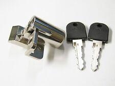 Schloss Panasonic Pedelec Batterieschloß Akku 23mm 2 Schlüssel Schloß