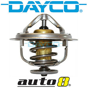 Dayco Thermostat for Toyota Coaster Bus HB31R 4.0L Diesel 12HT 1985-1993