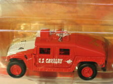 US CAVALRY HUMMER with Crossed Swords and RR's ~ HOBBY SHOP ONLY ~ Limited Ed.