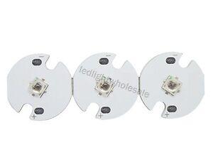 3W 3535 IR Infrared 850NM / 940NM / 730-740NM Led Chip Light 20MM / 16MM 10pcs