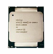 SR1XN INTEL XEON E5-2690 v3 12 CORE 2.60GHz LGA 2011-3 CPU PROCESSOR