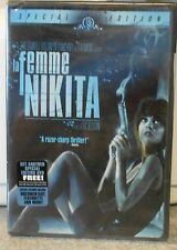 La Femme Nikita (DVD, 2003, Special Edition) RARE ACTION THRILLER BRAND NEW