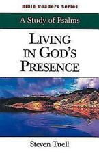 Living in God's Presence Student: A Study of Psalms (Bible Readers Series) Tuel