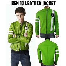 New Ben 10 Leather Jacket