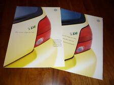 VW LUPO 3l TDI PROSPEKT 07/1999